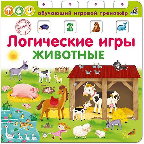"""Логические игры """"Животные"""", Робинс от Робинс"""