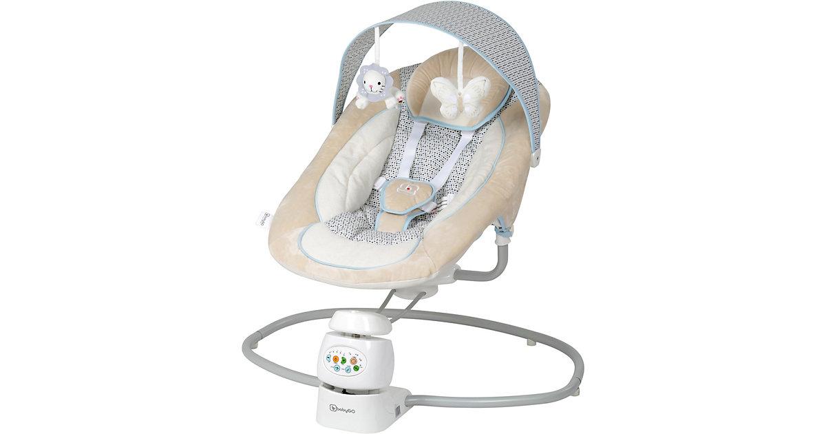Babygo · BabyGo elektrische Babywippe Snuggly beige (BABYGO)
