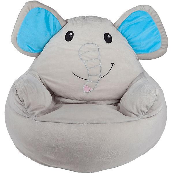 Sitzsack Beanseater, Elefant, BabyGO | myToys