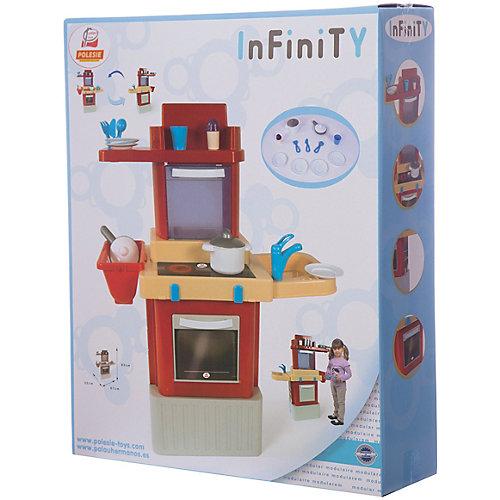 """Игрушечная кухня Полесье """"Infinity Basic"""" №2, в коробке от Полесье"""