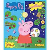 "Альбом + набор наклеек Panini ""Свинка Пеппа. Игра противоположностей"""
