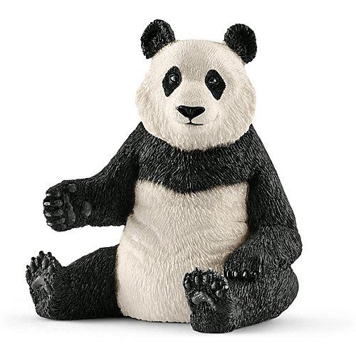"""Коллекционная фигурка Schleich """"Дикие животные"""" Гигантская панда, самка от Schleich"""