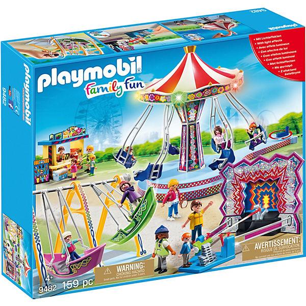 PLAYMOBIL® 9482 Großer Kirmesspaß, PLAYMOBIL®