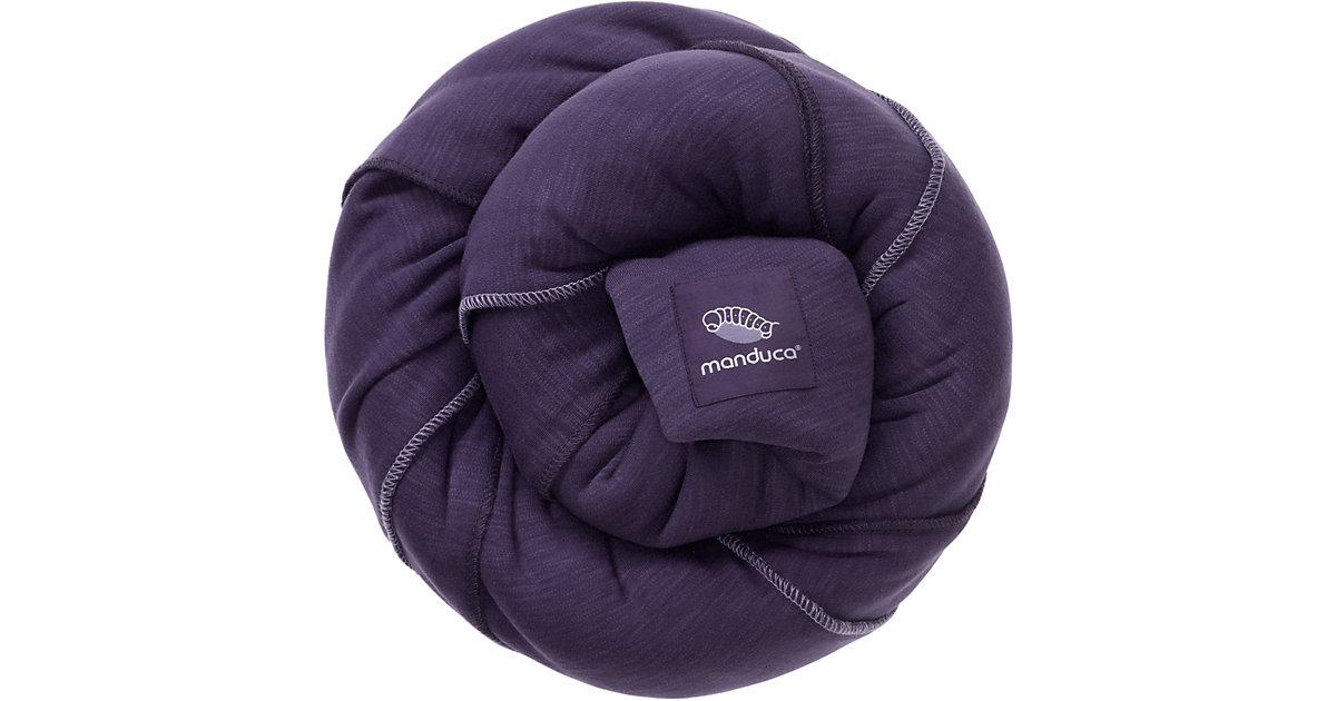 Manduca · Tragetuch sling, purple