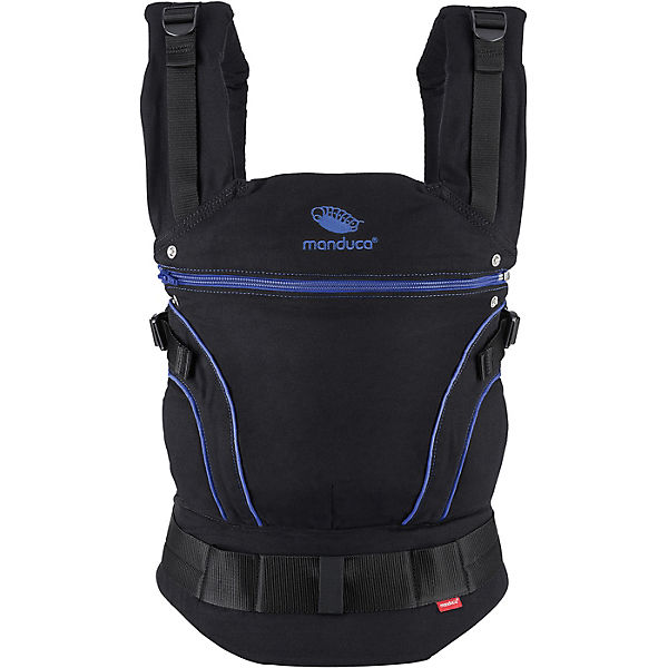 Babytrage BlackLine, AbsoluteBlue