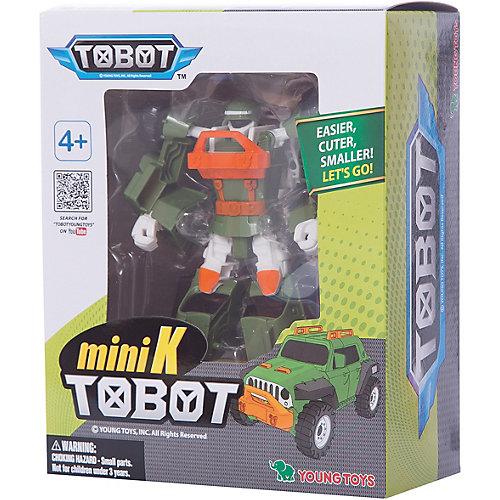Фигурка-трансформер Young Toys Мини-Тобот K от Young Toys