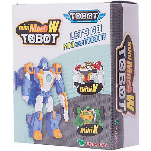 Фигурка-трансформер Young Toys Мини-Тобот Мэх W от Young Toys