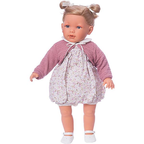 "Кукла Munecas Antonio Juan ""Аделина"" блондинка, 55 см"