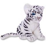 Мягкая игрушка Hansa Белый тигренок, 17 см