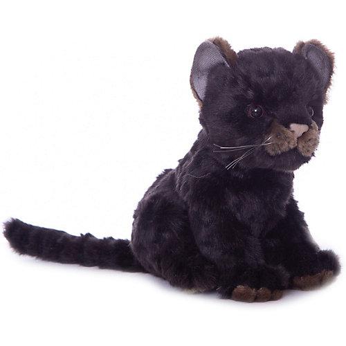 Мягкая игрушка Hansa Детеныш ягуара черный, 17 см от Hansa