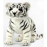 Мягкая игрушка Hansa Тигренок белый стоящий, 33 см