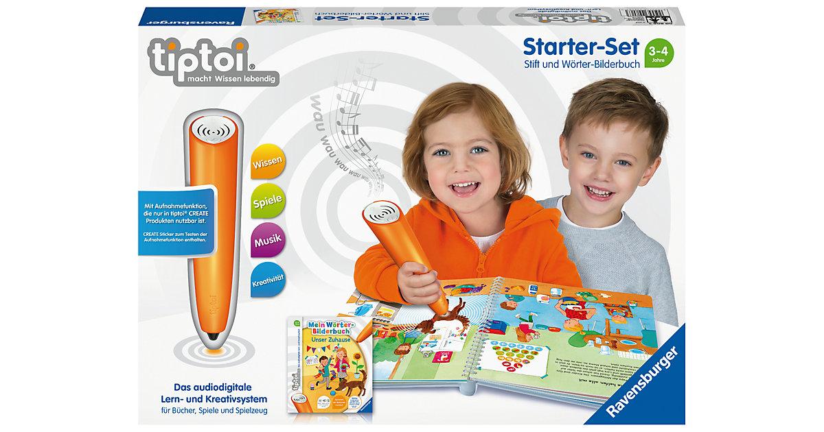 tiptoi® Starterset: Stift und Wörter-Bilderbuch NEUAUFLAGE