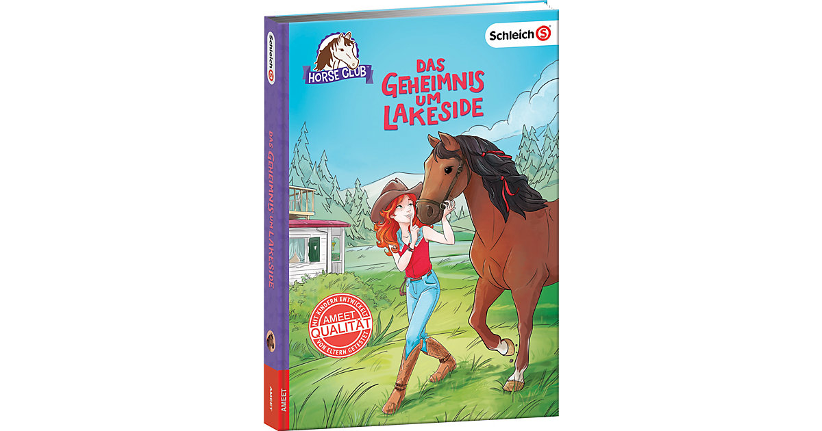 SCHLEICH Horse Club: Das Geheimnis um Lakeside
