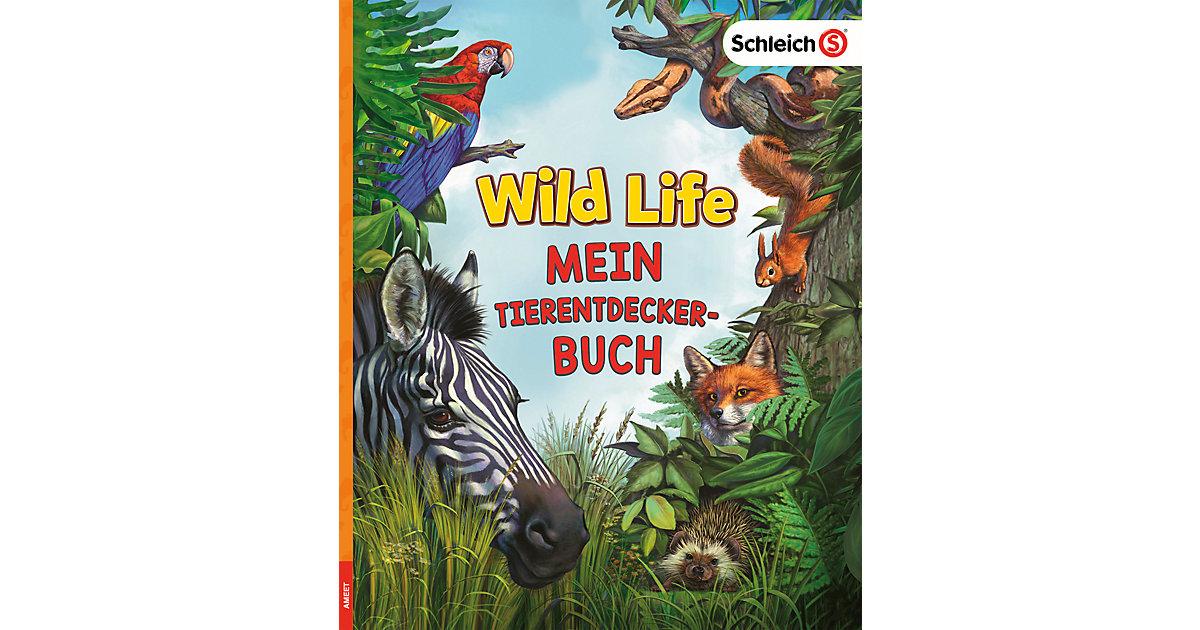 SCHLEICH Wild Life: Mein Tierentdecker-Buch