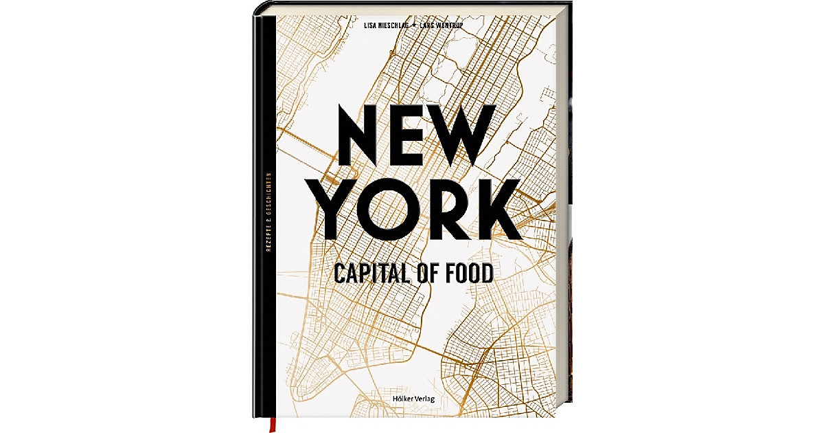 YO New York - Capital of Food