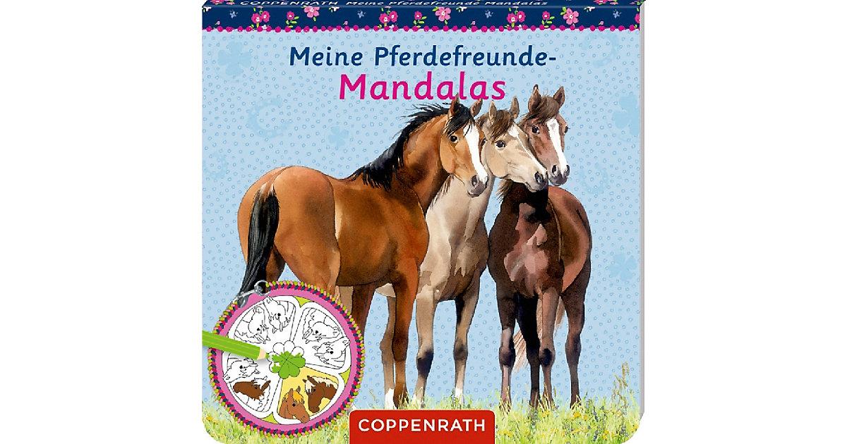Meine Pferdefreunde-Mandalas