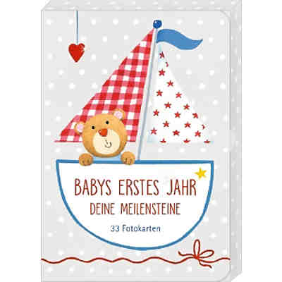 b444055e0935b6 BabyGlück  Babys erstes Jahr - Deine Meilensteine