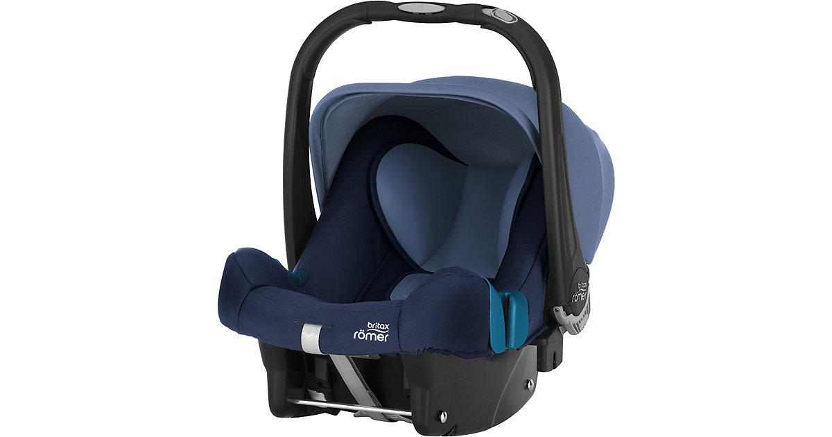 Britax Römer · Babyschale Baby-Safe Plus SHR II, Moonlight Blue, 2018 Gr. 0-13 kg