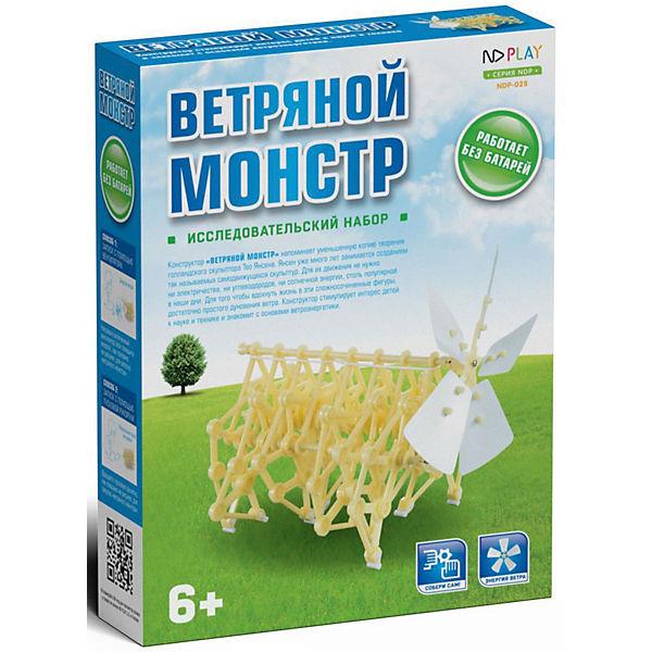 "Конструктор ND Play""Ветряноймонстр"""