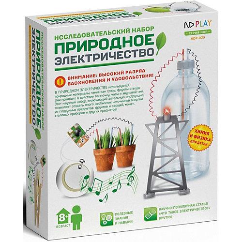 """Исследовательский набор ND Play """"Природное электричество"""" от ND Play"""