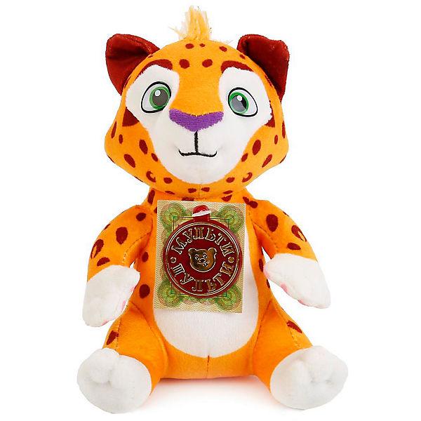 """Мягкая игрушка Мульти-пульти """"Тиг и Лео"""" Лео, 20см"""