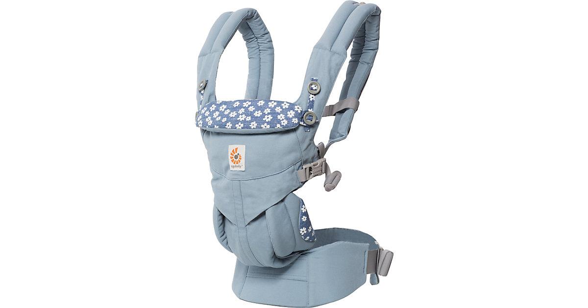 ERGO · Babytrage Omni 360°, Blue Daisies