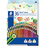 Набор цветных карандашей Staedtler «Noris Colour», 36 цветов