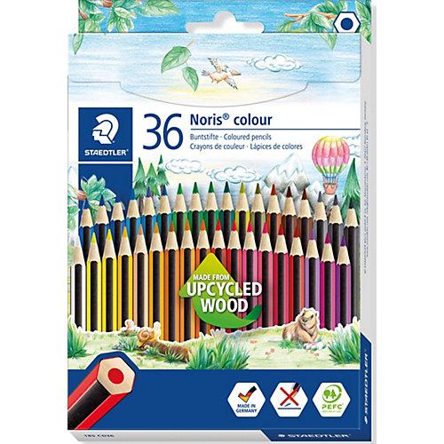 Набор цветных карандашей Staedtler «Noris Colour», 36 цветов от Staedtler