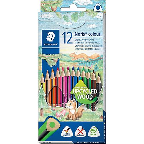 Набор цветных карандашей Staedtler«Noris Colour», 12 цветов от Staedtler
