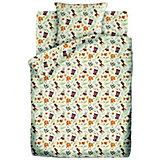 Детское постельное белье 3 предмета Кошки-Мышки, Маленькие зверушки
