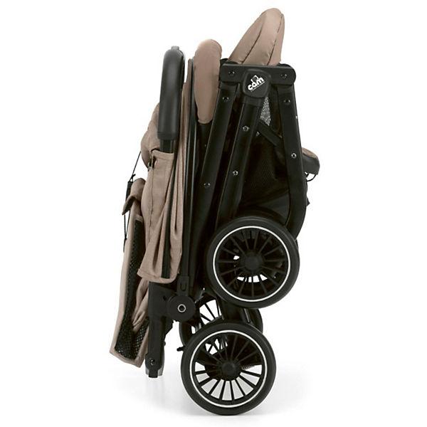 Прогулочная коляска CAM Compass, антрацит