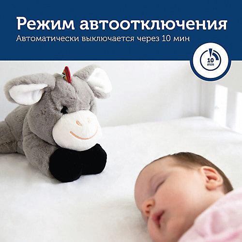 """Музыкальная мягкая игрушка-комфортер Zazu """"Дон"""" от ZaZu"""