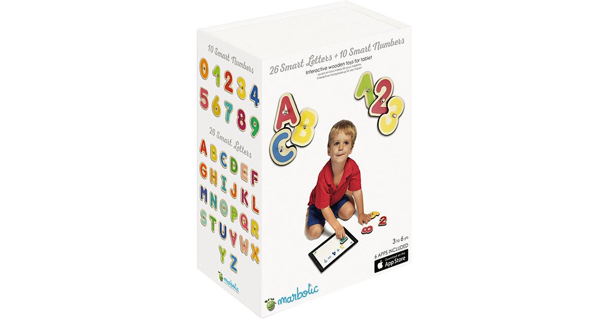 Marbotic Smart Kit (Smart Numbers + Smart Letters)