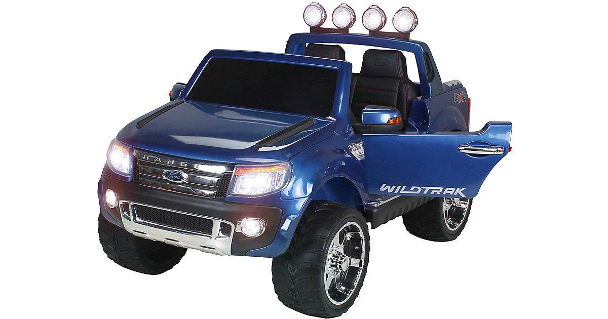 Kinder Elektroauto Ford Ranger, blau