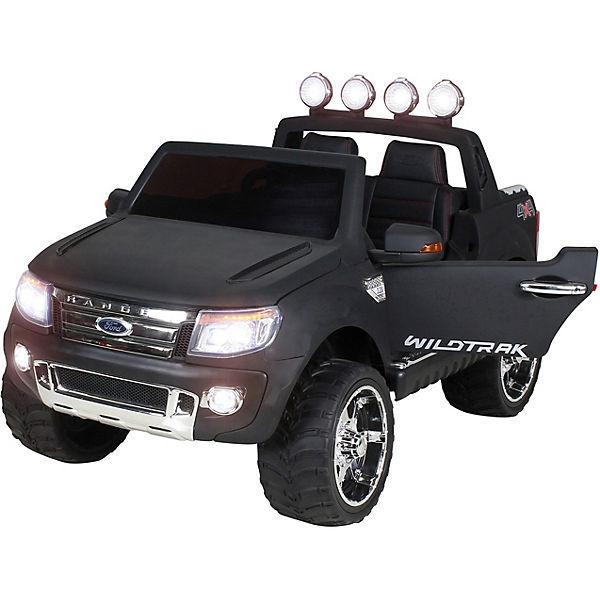 Kinder Elektroauto Ford Ranger, schwarz,