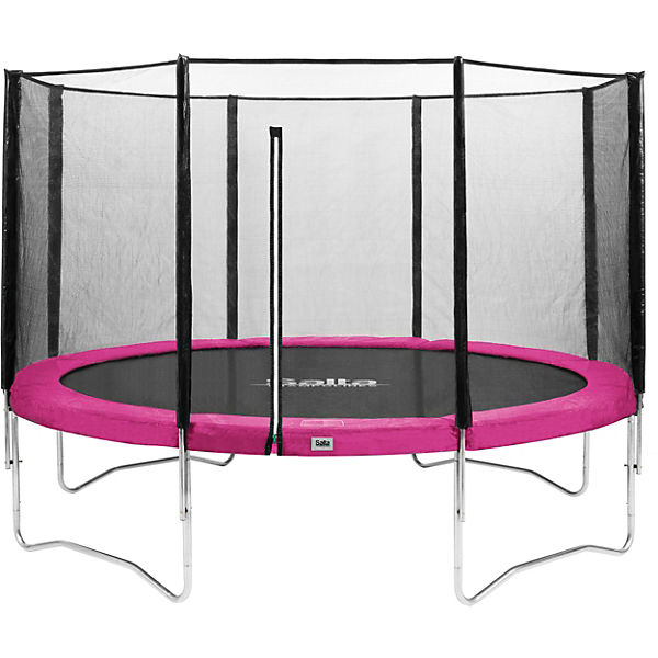 Trampolin Combo - 366cm, pink