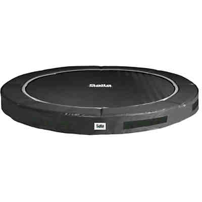 Trampolin Excellent Ground - 427cm, schwarz