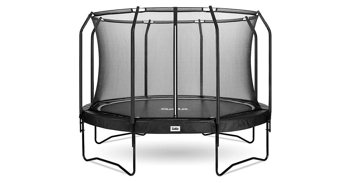 Salta · Trampolin Premium Black Edition Combo-Set - 427cm