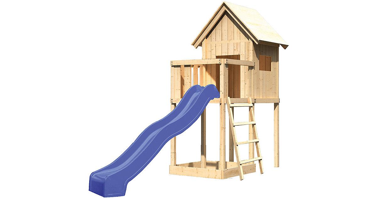 Spielhaus Frieda SET mit Rutsche