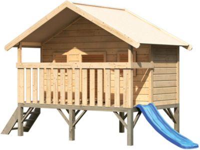 Spielhaus Mit Sommerküche : Smoby natur haus mit sommerküche smoby spielhaus mit küche