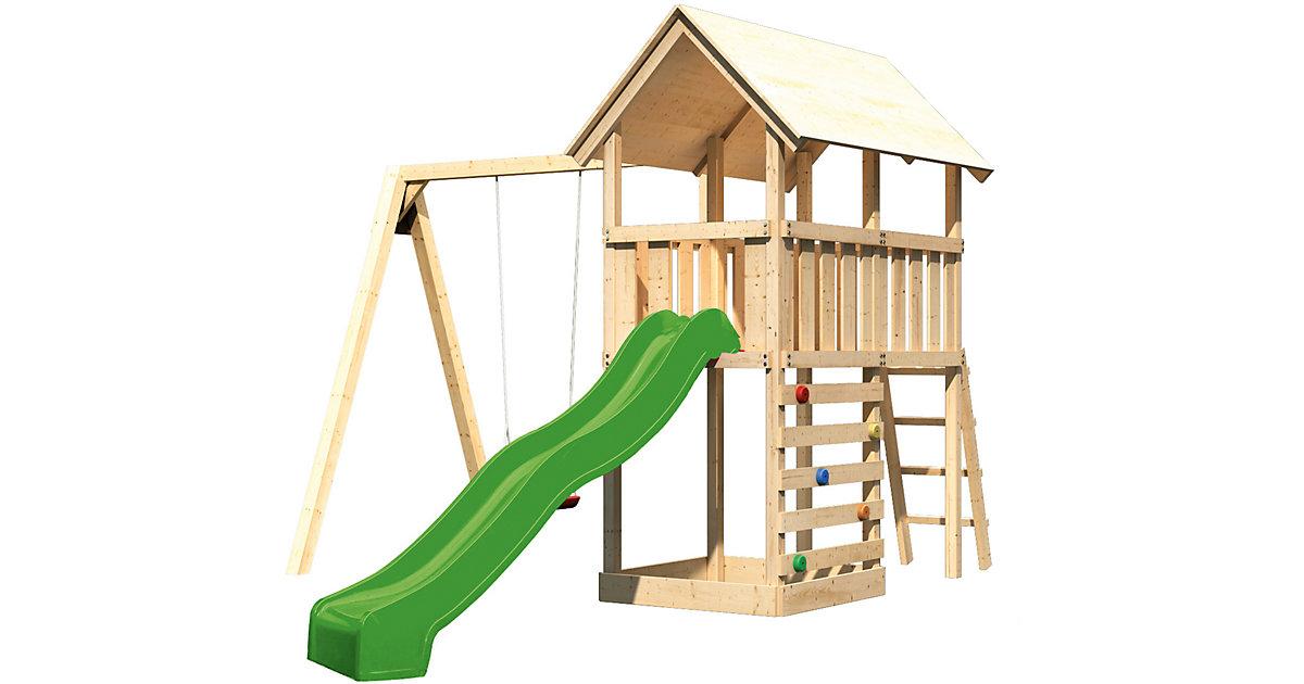 Danny Spielturm mit Schaukeln und Rutsche