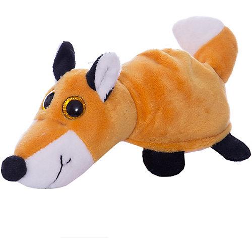 "Мягкая игрушка Teddy ""Перевертыши"" Лиса-Заяц, 16 см от TEDDY"