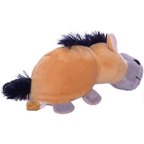 """Мягкая игрушка Teddy """"Перевертыши"""" Лошадка-Корова, 16 см от TEDDY"""
