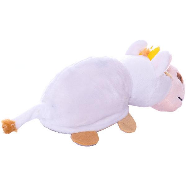 """Мягкая игрушка Teddy """"Перевертыши"""" Лошадка-Корова, 16 см"""