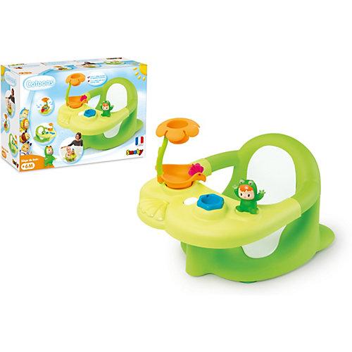 Стульчик-сидение для ванной из серии Cotoons, цвет зеленый от Smoby