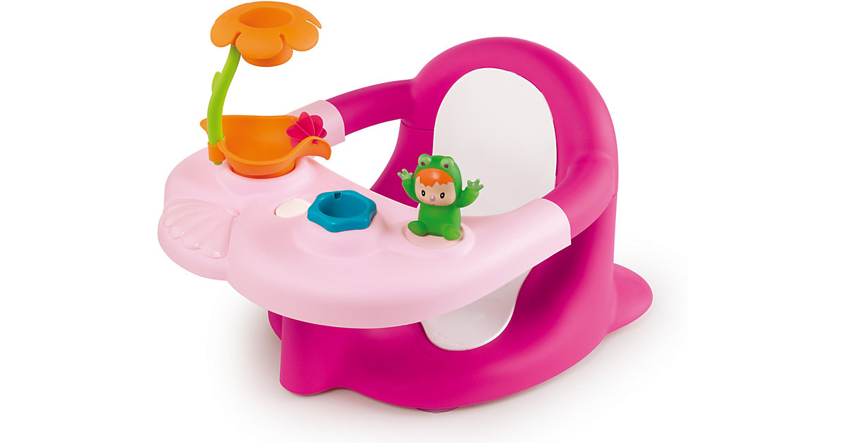 SMOBY · Cotoons Baby-Badesitz rosa