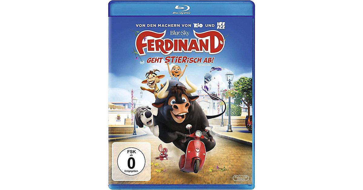 BLU-RAY Ferdinand: Geht STIERisch ab!