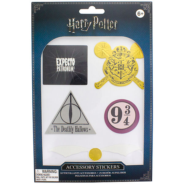 Harry Potter Accessoire Sticker