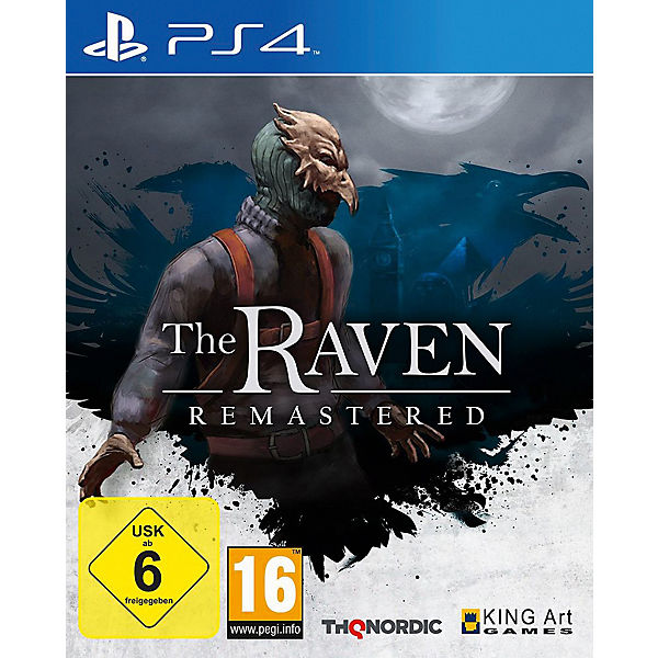 PS4 The Raven HD