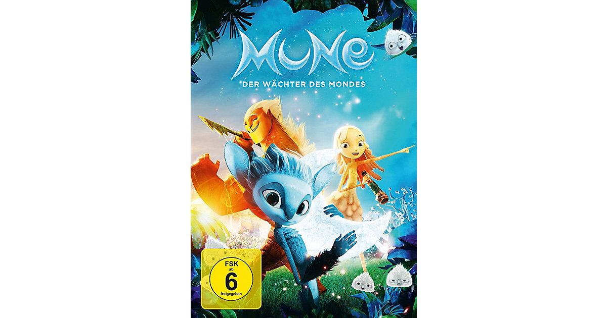 DVD Mune - Der Wächter des Mondes